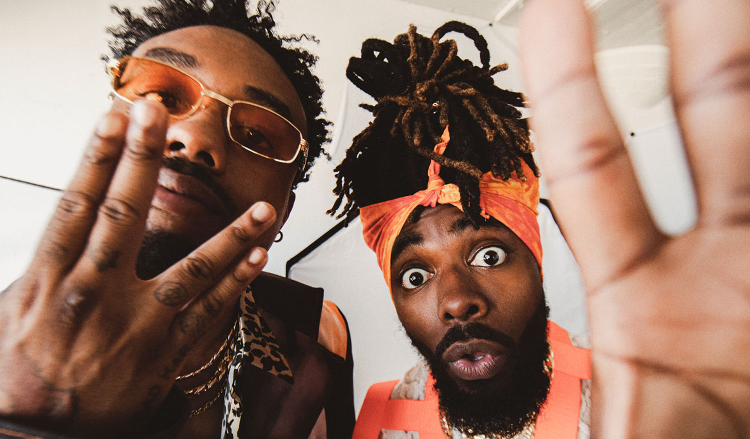 IMANI BEPAALT earthgang in underrated
