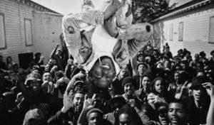 IMANI OVER rappers als onze saviors